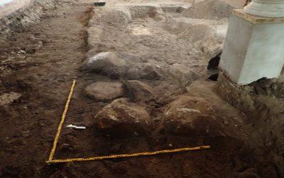 Archeologie-tour volgeboekt