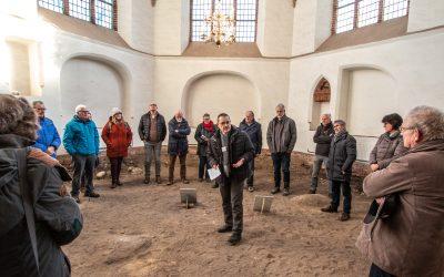 Extra archeologie-tour op 2 maart