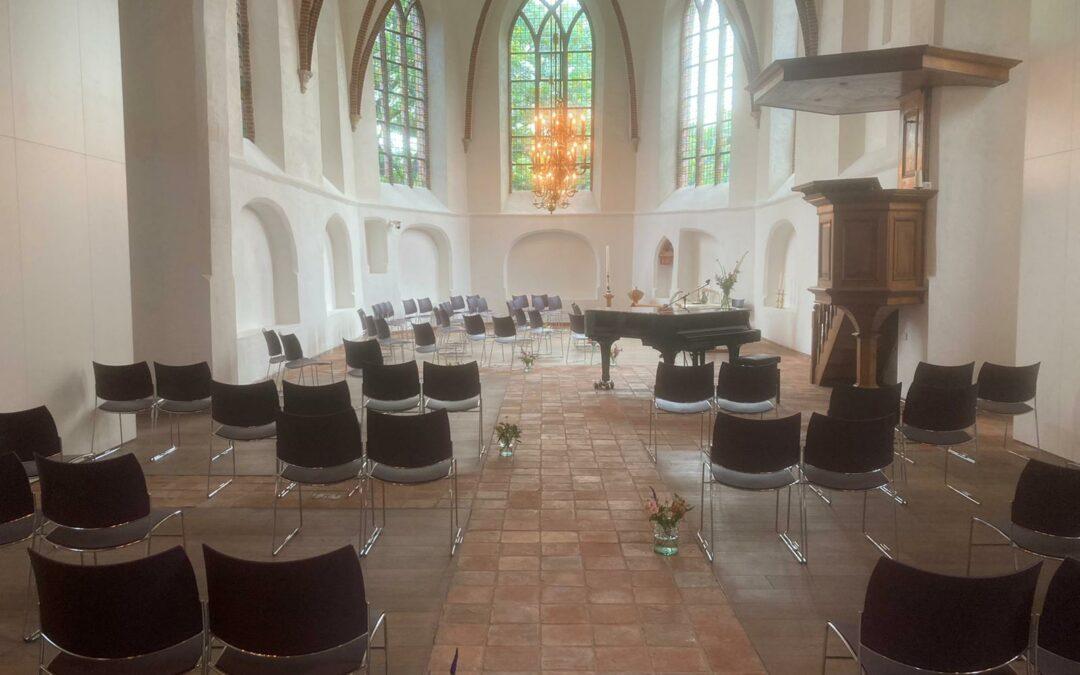 Uw (zakelijke)bijeenkomst, bruiloft of event in de Stefanuskerk?